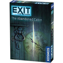 Load image into Gallery viewer, Exit The Game - The Abandoned Cabin