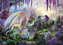 Load image into Gallery viewer, Ravensburger 2000pc Dragon Valley