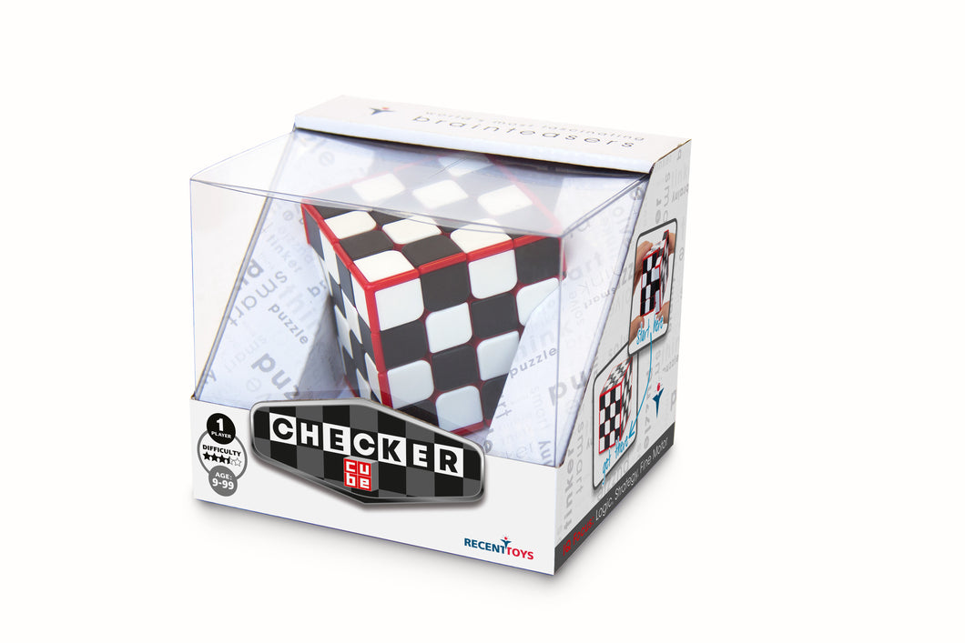 Meffert's Checker Cube