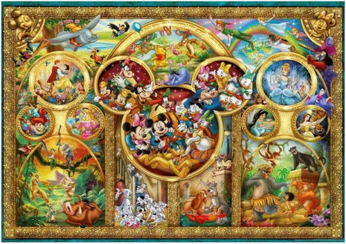 Ravensburger 500pc Disney Family
