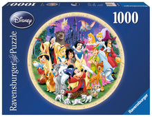 Load image into Gallery viewer, Ravensburger Disney 1000pc Wonderful World of Disney