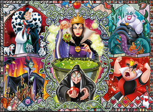Ravensburger Disney 1000pc Wicked Women