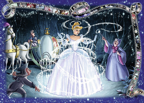 Ravensburger Disney 1000pc Cinderella