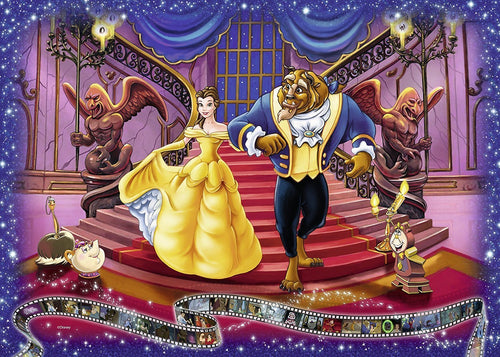 Ravensburger Disney 1000pc Beauty and the Beast