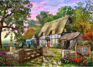 Holdson 1000pc Old Cottage Farm