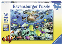 Load image into Gallery viewer, Ravensburger 150pc Underwater Paradise