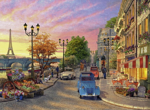 Ravensburger 500pc Paris Evening