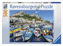 Load image into Gallery viewer, Ravensburger 500pc Colourful Marina