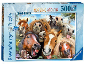 Ravensburger 500pc Horsing Around