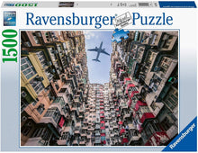 Load image into Gallery viewer, Ravensburger 1500pc Hong Kong