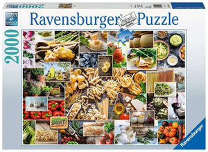 Ravensburger 2000pc Food Collage