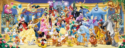 Ravensburger Disney 1000pc Group Photo
