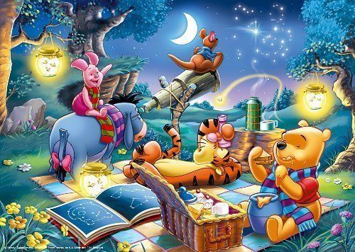 Ravensburger Disney 1000pc Stargazing