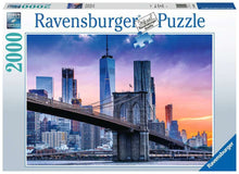 Load image into Gallery viewer, Ravensburger 2000pc New York Skyline