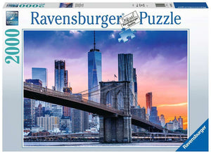 Ravensburger 2000pc New York Skyline