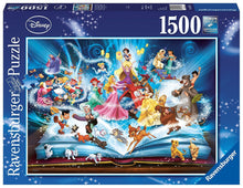 Load image into Gallery viewer, Ravensburger Disney 1500pc Magical Storybook