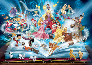 Ravensburger Disney 1500pc Magical Storybook