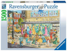 Load image into Gallery viewer, Ravensburger 1500pc Sidewalk Fashion