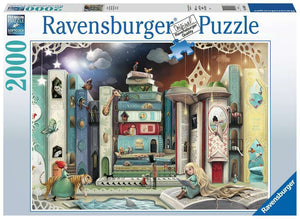 Ravensburger 2000pc Novel Avenue