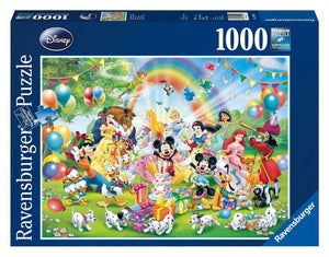 Ravensburger Disney 1000pc Mickey's Birthday