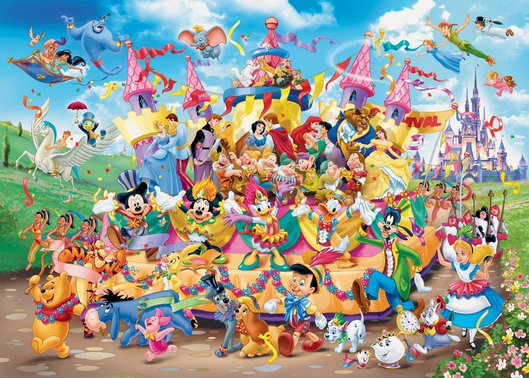 Ravensburger Disney 1000pc Carnival