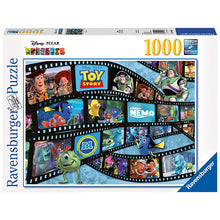 Load image into Gallery viewer, Ravensburger Disney 1000pc Pixar Movie Reel