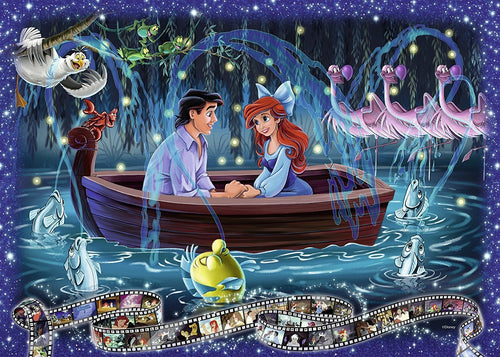 Ravensburger Disney 1000pc Ariel