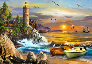 Funbox 1000pc The Lighthouse