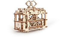 Load image into Gallery viewer, UGears Tram on Rails