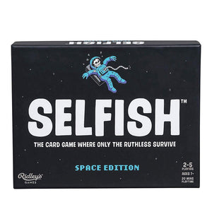 Selfish: Space Edition