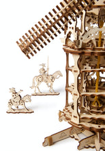 Load image into Gallery viewer, UGears Tower Windmill