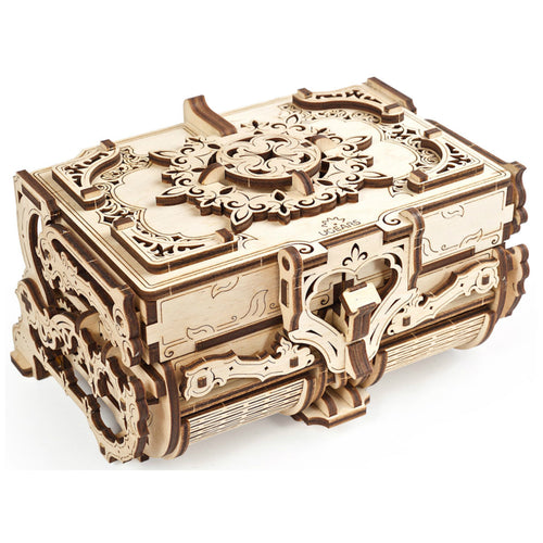 UGears Antique Box