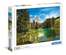 Load image into Gallery viewer, Clementoni 1500pc Blue Lake