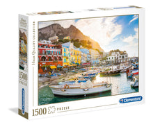 Load image into Gallery viewer, Clementoni 1500pc Capri