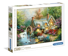 Load image into Gallery viewer, Clementoni 1500pc Country Retreat