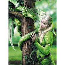 Load image into Gallery viewer, Clementoni 1000pc Anne Stokes Kindred Spirits