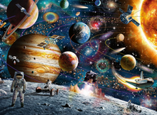 Load image into Gallery viewer, Ravensburger 150pc Outer Space