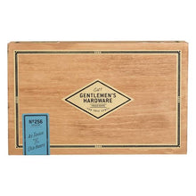 Load image into Gallery viewer, Gentlemen's Hardware Cigar Shoe Shine Box
