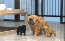 Load image into Gallery viewer, Jekca: Shar Pei Dog