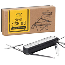 Load image into Gallery viewer, Gentlemen's Hardware Gone Fishing Multi-Tool