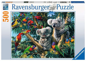 Ravensburger 500pc Koalas in a Tree