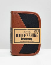 Load image into Gallery viewer, Gentlemen's Hardware Buff & Shine Shoe Polish Kit