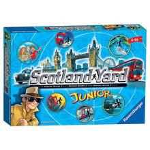 Load image into Gallery viewer, Ravensburger Scotland Yard Junior
