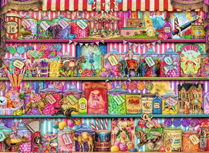 Ravensburger 500pc Sweet Shop