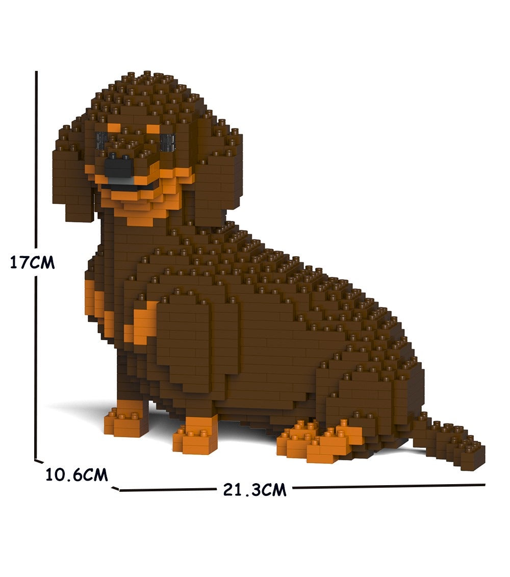 Jekca: Dachshund (brown)