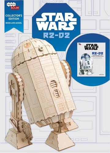 Incredibuilds Star Wars R2D2 Collectors Edition
