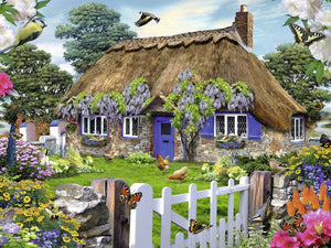Ravensburger 1500pc Cottage in England