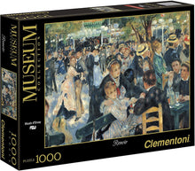 Load image into Gallery viewer, Clementoni 1000pc Dance at Le moulin - Renoir