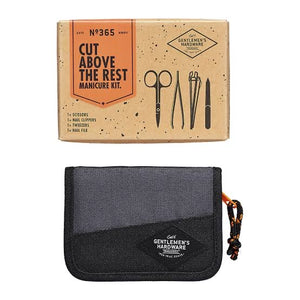 Gentlemen's Hardware Cut Above the Rest Manicure Set