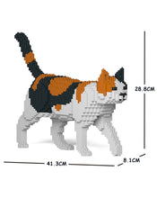 Load image into Gallery viewer, Jekca: Calico Cat
